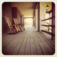 Ranch house porch | Flickr - Photo Sharing!