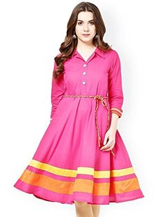 Full Stitched Kurti Occasion: Casual wear,Festive wear Available Size : XL