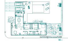 Anteproyecto casa 170 m2 en barrio cerrado - Campana (Buenos Aires)   Habitissimo Floor Plans, Country, House Beautiful, Home Plans, Buenos Aires, Flats, Architecture, Rural Area, Country Music