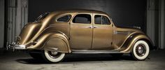 1936 Chrysler Airflow..Re-Pin brought to you by#HouseofInsurance #EugeneInsurance #Oregon