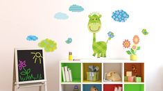 Wandtattoos für Kinder | Wandtattoo & Wandsticker Kinderzimmer | wall-art.de