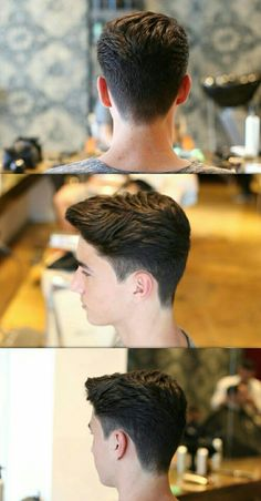 Mens Hairstyles With Beard, Haircuts For Wavy Hair, Curly Hair Men, Boy Hairstyles, Hair And Beard Styles, Haircuts For Men, Curly Hair Styles, Classic Mens Hairstyles, Latest Hairstyles