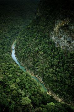 Sierra Madre en Tamaulipas Mexico