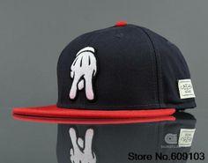 8ea24bb7147 Newest finger Cayler  amp  Sons snapback caps most popular men s hip hop  baseball hats black