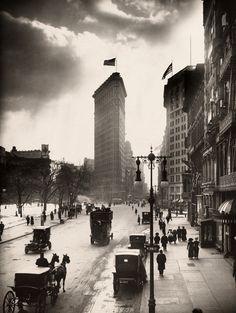 New York, 1918.
