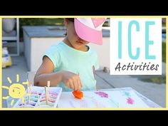 WATCH: She Pours Paint Into An Ice Tray. The Final Result? A Perfect Activity For A Summer Day [VIDEO]