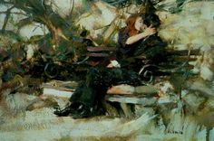 Richard Schmid | Landscapes #2 | Pinterest | Nancy Dell'olio, Oil ...