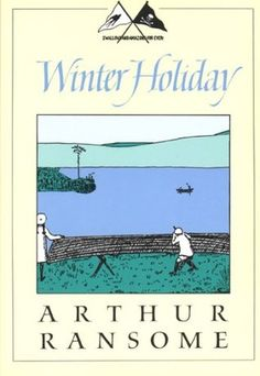 Winter Holiday - Swallows and Amazons was one of my favourite books as a kid, so I was stoked to find this book on sale at my library's used book sale.  Took me back in time, a nice journey to the past