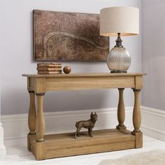 Cotswold Chunky Console Table - £529   brandinteriors.co.uk