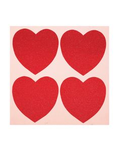 Andy Warhol hearts
