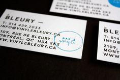 Le Bleury bar à vinyle.By Elizabeth Laferrière, Montreal.