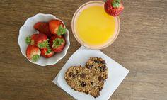 Recipes: Hearty Breakfast Bars
