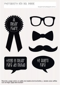 Amazing Collection Of fathers Day Quotes Pictures Poems Slogans And Pictures Share with one And All Wish Your father A Very Happy Fathers Day Fathers Day Quotes, Fathers Day Crafts, Happy Fathers Day, Photo Props, Photo Booth, Diy Y Manualidades, Father's Day Diy, Dad Day, Ideas Para Fiestas