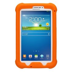The best cases needn't cost a fortune or look like something from a futuristic movie. They just need some research on the target market and some clever designers. That love bright colours. The TECHGEAR Bumper case for the Samsung Galaxy Tab ticks all the boxes - a bargain for just £9.99!   http://childproofmytablet.com/techgear-bumper-case-samsung-galaxy-tab/  #samsunggalaxytab #tabletcase #techgear #shockproof #kidproof