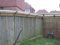 Cat proof fencing - Pet Forums Community