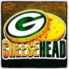 """Green Bay Packers """"Cheesehead"""" twaz born a cheesehead but now am a country gal livin the life! Packers Gear, Packers Baby, Go Packers, Packers Football, Best Football Team, Greenbay Packers, Football Season, Football Memes, Green Bay Packers Cheesehead"""