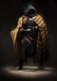 knight1, Pierre Raveneau on ArtStation at https://www.artstation.com/artwork/4qkZ8