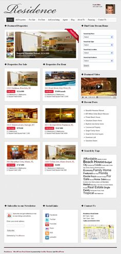wordpress real estate themes - http://themetailors.com/feature/wordpress-real-estate-themes/