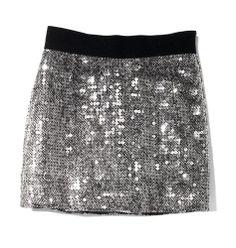 mark Shiny Shimmy Mini Skirt Reg. $38.00 It's Party Time! #fashion #mark