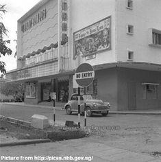 Odeon Katong Theatre 1960 Singapore