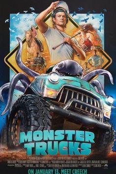 Monster Trucks Full Movie Online 2016