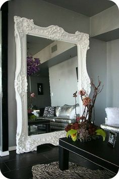 For the Love of Black: Loving.....A Leaner Mirror....