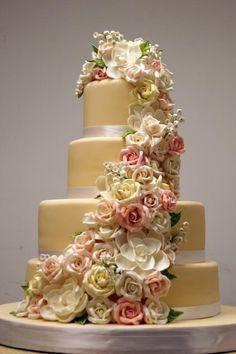 The Nanette by White Flower Cake Shoppe.