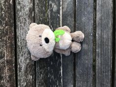Found on 07 Apr. 2016 @ Glasgow. Found this little bear sitting on the park bench in the kids play area at the Glasgow green it looks like a well loved teddy bear & some little kid will be missing it Visit: https://whiteboomerang.com/lostteddy/msg/ufln8i (Posted by Christine Hepburn on 07 Apr. 2016)