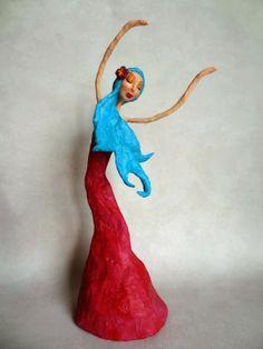 Alegria do Papel...mermaid hair treatment?