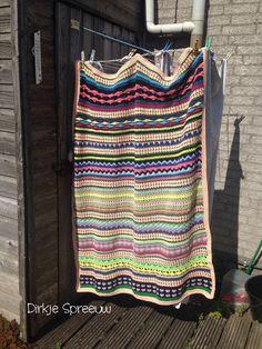 DirkjeSpreeuw Blanket, Summer Dresses, Blog, Ceilings, Blankets, Summer Sundresses, Blogging, Carpet, Summer Clothes