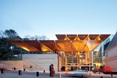 Auckland Art Gallery | Francis-Jones Morehen Thorp-FJMT with Archimedia (Architects in Association) | Archinect