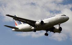 Airbus A319 Air France F-GRXE