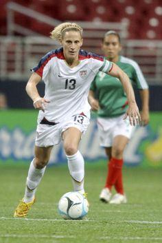 Kristine Lilly. (The WNT Blog, U.S. Soccer)