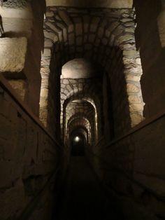 passages | pathways | trails | portals | steps | stairs | bridges | moving forward |  Paris catacombs