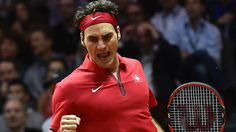 Davis Cup final: Roger Federer defeats Richard Gasquet to hand Switzerland title