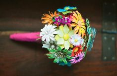 flowers for a spring wedding | Vibrant Spring Wedding Flowers | OneWed | Mal's Wedding!