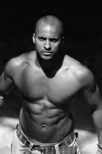 well....hello there Mr. Ricky Whittle......yes...I'll marry you...i guess....