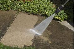 How to Make Homemade Concrete Cleaner   eHow