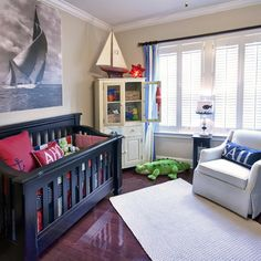 Hand Painted Nursery Furniture Design Ideas, Pictures, Remodel, and Decor - page 6