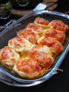 Today I release the quick recipe and I will see if I recover, that I am like most Spaniards . with a fever . Tapas, Quick Recipes, Potato Recipes, Kitchen Recipes, Cooking Recipes, Spanish Dishes, Potato Skins, International Recipes, I Foods