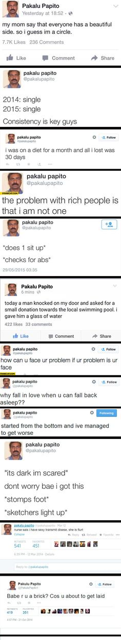 Pakalu Papito Is The Funniest Guy On Twitter