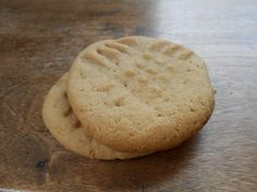 Eat cook and love: Biscuits tout simple au beurre d'arachide