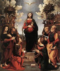 1462 - 1522 Piero di Cosimo, Incarnazione di Cristo