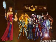 Hero Mages  Android Game - playslack.com , oversee a team of 3 gallant heroes, each with exclusive qualities and abilities. combat dissimilar foes on fascinating representations. In this Android game you can create a squad of characters of dissimilar collections like mage, hero, primitive, poet, etc. investigate big representations and combat the AI and other players. spin the dice and use exclusive cards with tough spells. Pick the team associates so that they construction each other…