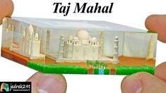 We are doing one of the seven wonders of the world Diorama. Taj mahal in India Seven Wonders, Resin Art, Wonders Of The World, Diorama, Taj Mahal, The Creator, India, Goa India, Dioramas