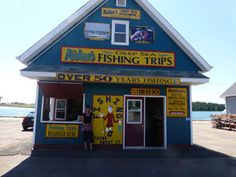 We Know Deep Sea Fishing You'll enjoy the tradition of catching such species as mackerel and cod off the beautiful coast of Prince Edward Island. Located just minutes from Cavendish, in the picturesque village of North Rustico, Aiden's Deep Sea Fishing has been providing excitement, fun and most of all, fish, to our customers for…
