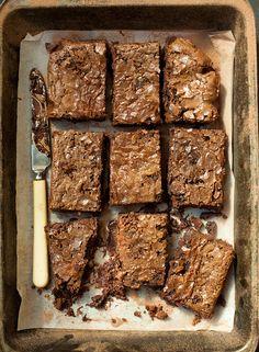 The Essential Ingredient – Easy Chocolate Brownie Recipe