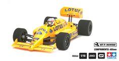 RC Lotus 99T Honda (F103)