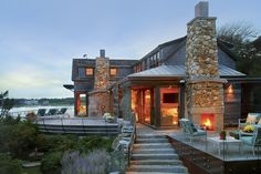 Time to Build - Best Rustic Modern Home of 2014