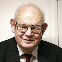 Benoit Mandelbrot, the father of fractal geometry. 1924 - 2010.
